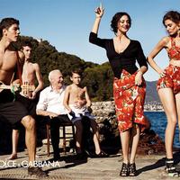 A Dolce & Gabbana családi albumának újabb fejezete