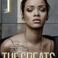 Rihanna legfrissebb címlapja és fotósorozata
