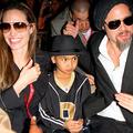 Angelina & Brad a Super Bowl-on