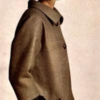 Vintage Yves Saint Laurent divatfotók