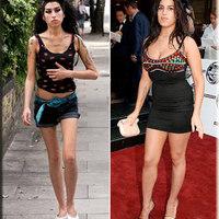 Megdöbbentő képek Amy Winehouse-ról