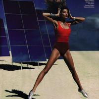 Daria Werbowy a Vogue-ban - 2. felvonás