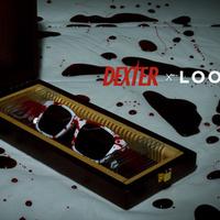 Vérfoltos napszemüveg Dexter rajongóknak