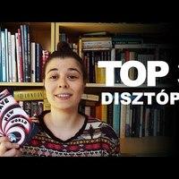 Könyvajánló: TOP 3 disztópia - amit mindenkinek olvasnia kell