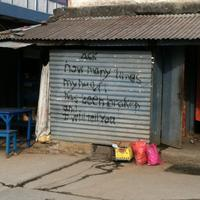 egy nepáli graffiti