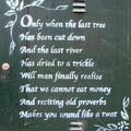 Banksy: Bölcs mondás