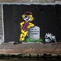 Graffiti Wars. Film a Banksy-Robbo háborúról