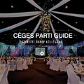 Céges parti guide