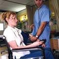 Százhuszadik bejegyzés - A nő beteg egy jó ápoló szemével