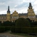 Szabadkígyósi Wenckheim-kastély: a kastély építésének története