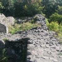 Benevár, Castrum Bene