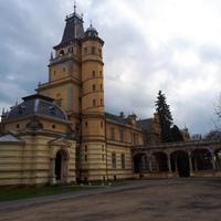 Szabadkígyósi Wenckheim-kastély: látogatás a kastélyban