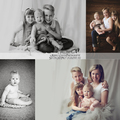Kristóf & Sári & Domos   #babafotózás  #gyermekfotózás