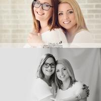 Klaudia & Vera ♡  #portréfotózás