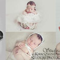 Laura ~ újszülött fotó