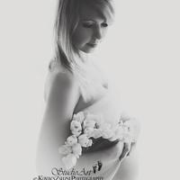 Vica # kismamafotó