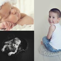 Balu #babafotózás 0-1-3évesen