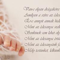 Édesanyáknak...
