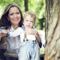 Levente ♡ családfotó és gyermek fotózás