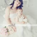 Anita & Dorina  #kismamafotó #babafotózás