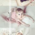 Dóri & Lia #babafotó #kismamafotó
