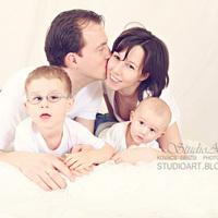 Olivér  & Dominik  ❤ babafotózás családfotózás