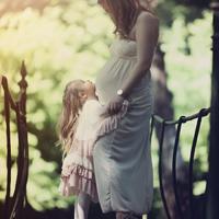 Viki  #kismamafotózás