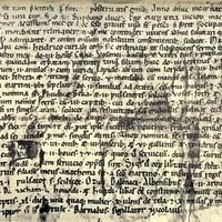 Margit nevű nőnek végrendelete - 1152
