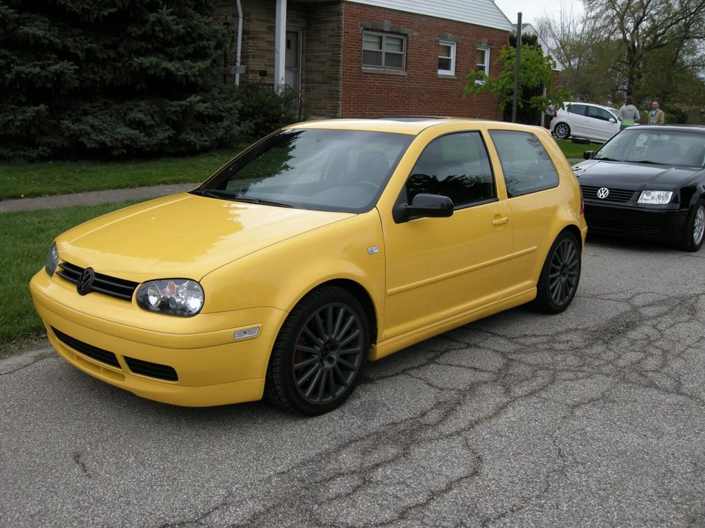 vw golf iv sylent virtual tuning. Black Bedroom Furniture Sets. Home Design Ideas