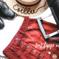 Hogy férj el a kézipoggyászba? 5+1 tipp utazáshoz