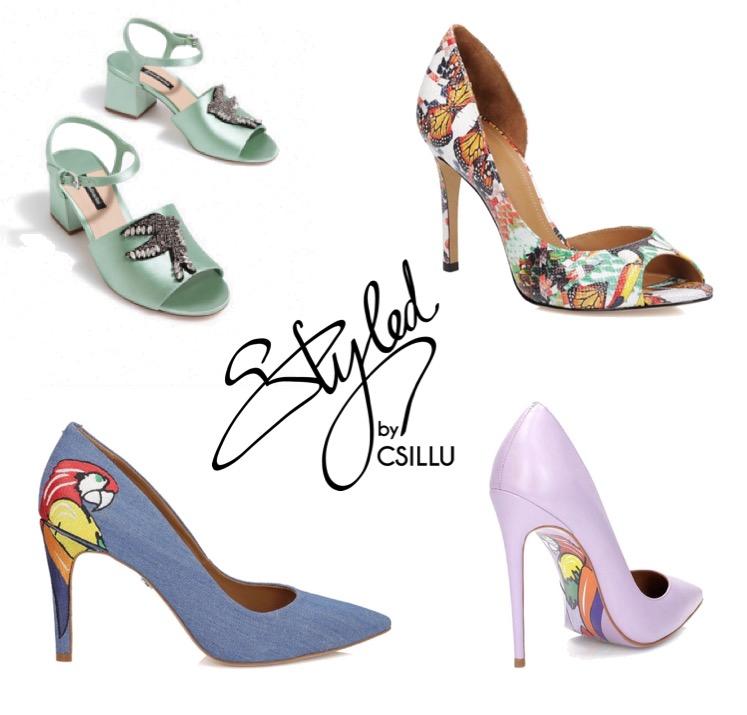 Cipőtrendek tavaszra és nyárra
