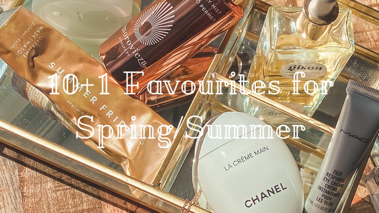 10+1 tavaszi-nyári beauty kedvenc, amire megéri költeni