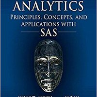''DOCX'' Business Analytics Principles, Concepts, And Applications With SAS: What, Why, And How (FT Press Analytics). Geometry porque flags Science gestion Florence