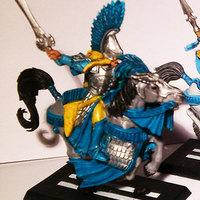 Tirold herceg, a High Elf generális