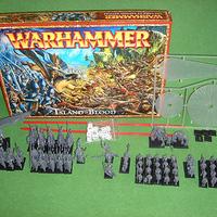 Warhammer - Island of Blood doboz kibontása