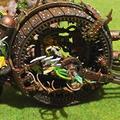 Végzetkerék: a skaven Doomwheel festése