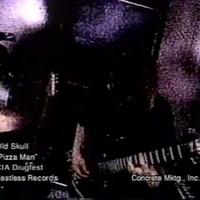 Subba records x cukiság: Old Skull - Pizza Man