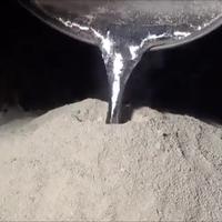 Forró alumíniumot a hangyákra!