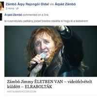 Subba Facebook: Ruszindulatú Patkány József