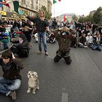 Szupercukiság az utcai harcokban