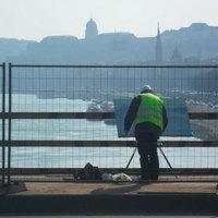 Budapest: Fest, Margit híd