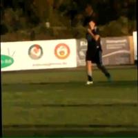 Ilyenek mennek a pilisszentiváni focipályán