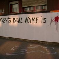 Majdnem kiderült Banksy igazi neve