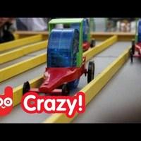 Szupercukiság: Hörcsög autóverseny