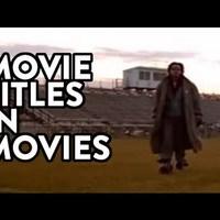 Supercut: Filmcímek