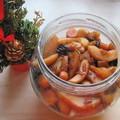 Édes-savanyú fűszeres karácsonyi chutney