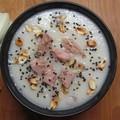 Citromos karfiolkrémleves tonhallal