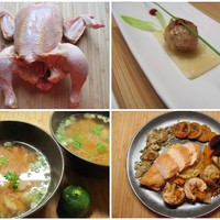 Amatőr fine dining otthon, tanyasi csirkéből