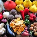 Szombati piaci bevásárlás