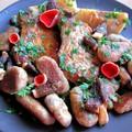 Amatőr fine dining otthon: földes ízvilág a kora tavaszi erdő kínálatával